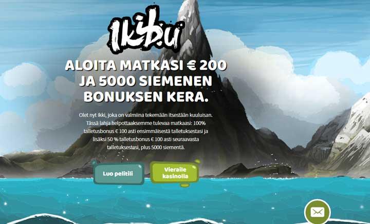 Uusi Ikibu-kasino vie pelaajat saariseikkailuun